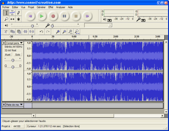 Couper un mp3 - Telecharger logiciel couper mp3 ...